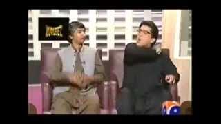 Bilawal Bhutto Funny Interview on Geo TV - Khabarnak 26 October