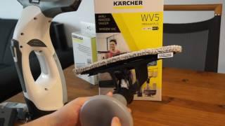 Akku-Fenstersauger Kärcher WV 5 Premium im Test