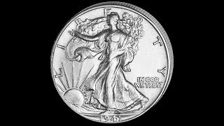 🔴Friday Half Dollar Hunt Live Stream - The Search for Silver!