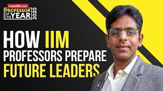 How IIM Professors Prepare Future Leaders - Inside An IIM Classroom With Prof. Ankur Jain