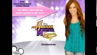 Hannah Montana Forever Every Part Ofs Me Sub español