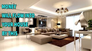 MONEY Will Flow Into The House If Feng Shui Your Living Room Arrange This Way
