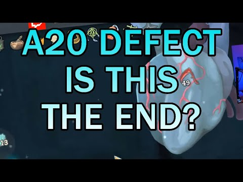 The End of the Streak | Ascension 20 Defect Run | Slay the Spire