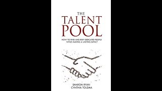 New Bestseller: The Talent Pool by Sharon Ryan and Cynthia Tolsma