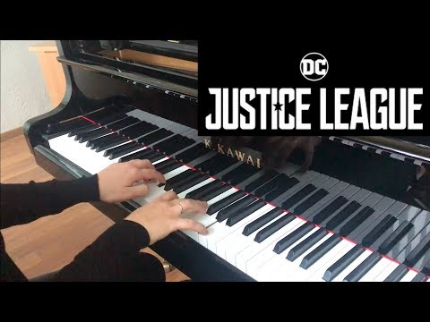Justice League - Heroes (Piano Cover)