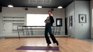 Video 4 from Julia – Ballroom Exercise