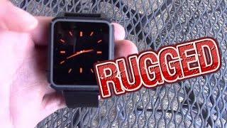 Waterproof, Rugged $100 Smartwatch! | Banaus B2 Review