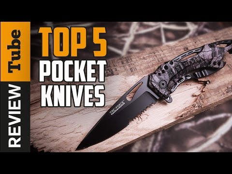 Pocket Knife: Best Pocket Knife 2019 (Buying Guide)