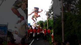 Ogoh Ogoh Banjar Pasti