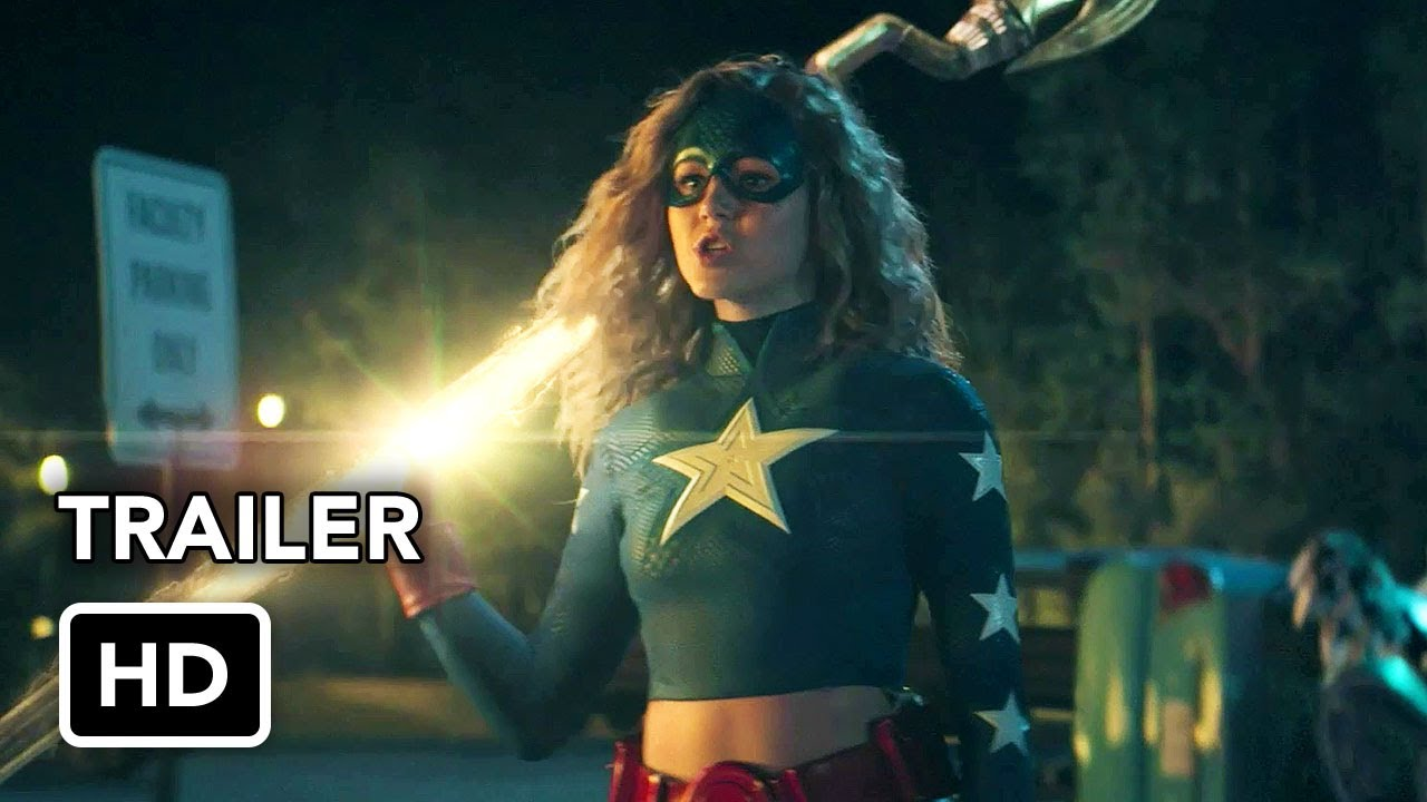 Abram alas para a princesa! DC Libera um novo trailer de Stargirl