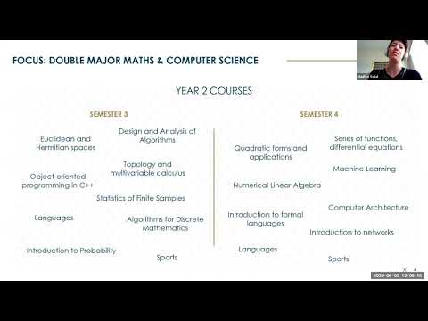 What was your favorite Computer Science course? [Bachelor series ...