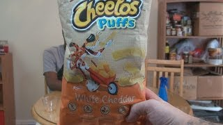 WE Shorts - Cheetos Puffs Simply White Cheddar - Video Youtube