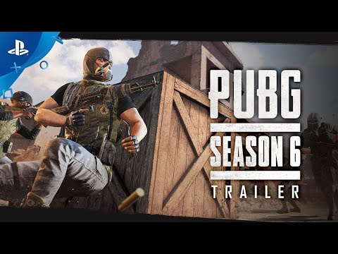 PLAYERUNKNOWN'S BATTLEGROUNDS - Season 6 Gameplay Trailer   PS4