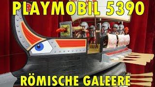 PLAYMOBIL 5390 RÖMISCHE GALEERE + 5393 RÖMER ANGRIFFSTRUPP