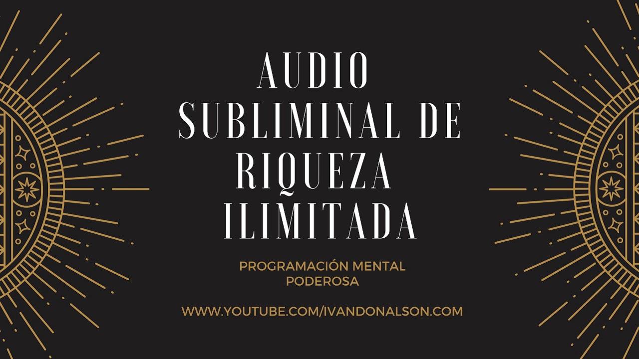 Poderoso audio subliminal para bajar de peso