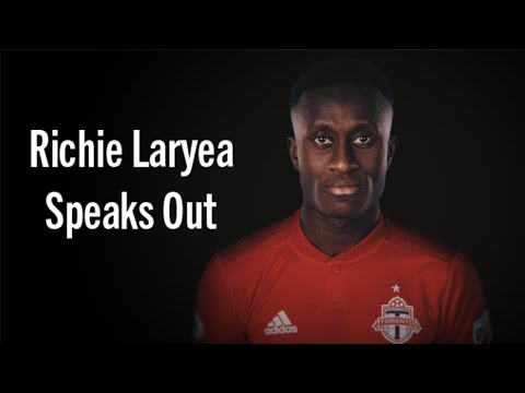 Richie Laryea Speaks Out on Racial Injustice