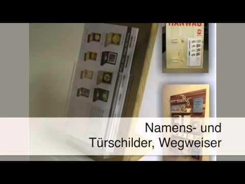 Flyerhalter aus Holz Prospekthalter in Kuchen, Fils