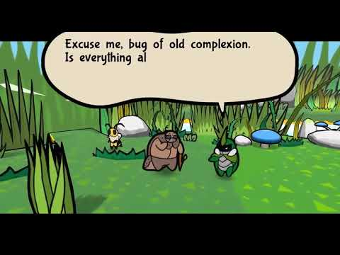 Видео № 0 из игры Bug Fables: The Everlasting Sapling - Collectors Edition [NSwitch]