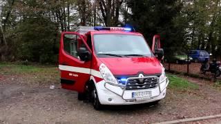 OSP w Zręcinie odebrała nowy samochód