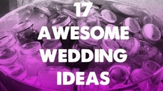 Awesome Wedding Ideas