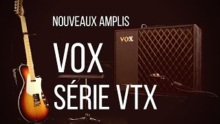 Vox VT20X - Video