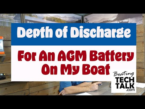 What Is the Depth of Discharge for My AGM Battery?
