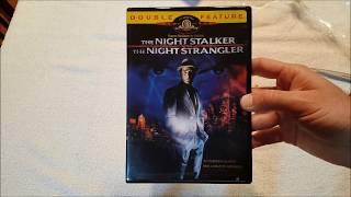 The Night Stalker/The Night Strangler DVD Unboxing