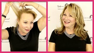 4 Best Hair Pieces For Womens Thinning Hair (Official Godivas Secret Wigs Video)