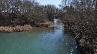 preview picture of video 'Rio Júcar en Fuensanta - spainCenter.org'