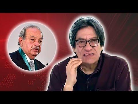 CARLOS SLIM SE REVELA EN PALACIO NACIONAL: Julio Astillero