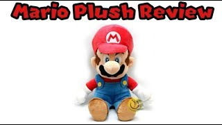 Little Buddy Mario Plush Review #20