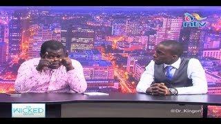 Okiya Omtatah  speaks up against falsehoods ruining this country - Wicked Edition Episode 51