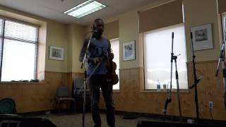 Cedric Watson explains the difference between Creole and Cajun music