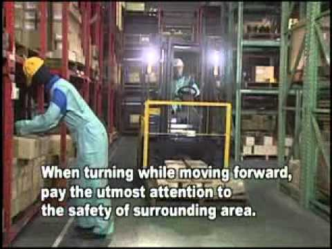 TCM Forklift Training