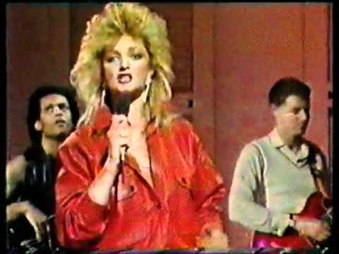 Bonnie Tyler - Getting So Excited (Promo 1983)