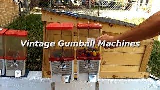 Picking the lock on Gumball Machines