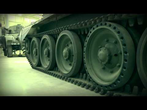 Inside The Tanks: The Cromwell - World of Tanks
