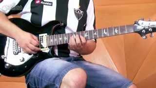 Hino Do Clube Atlético Mineiro (aula De Guitarra)