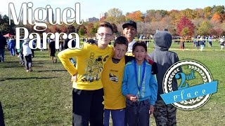 preview picture of video 'Miguel Parra: 2nd place Cross Country Peel Region'
