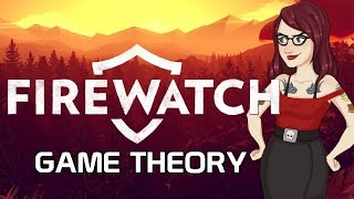 FIREWATCH Theory - ROMANCE, MURDER, AND JANE EYRE?