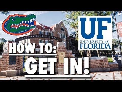 How I Got Into UF! (#1 Tip)