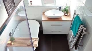 29+ Ý tưởng thiết kế nhà vệ sinh không gian nhỏ | Phần 3