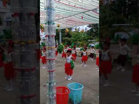 Thể dục và múa sân trường năm học 2020-2021