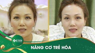 Cảm nhận của chị Hoàn Thy - Việt kiều Mỹ khi thực hiện Căng da mặt bằng chỉ không tiêu Hoa Kỳ