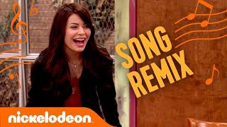 """iCarly Theme Song """"Leave It All To Me"""" in 6 Ways 🎶 