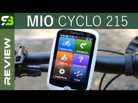 I'm Not Surprised With The Results Of This Test. Mio Cyclo 215 Bike Navigation vs Garmin & Sigma...