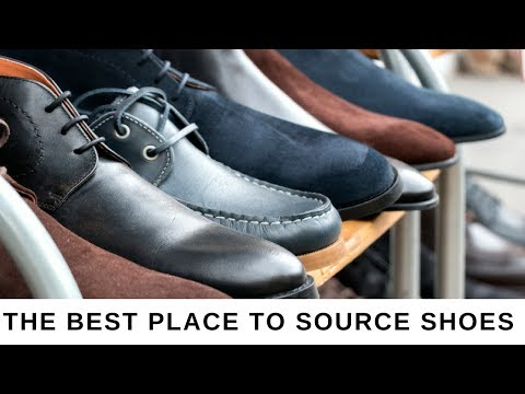 The Best Place To Source Cheap Shoes To Sell On Ebay