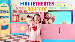Bug Movie Theater Boxfort