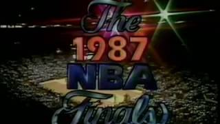 NBA Finals 1987 Celtics At Lakers Game 6 (full)