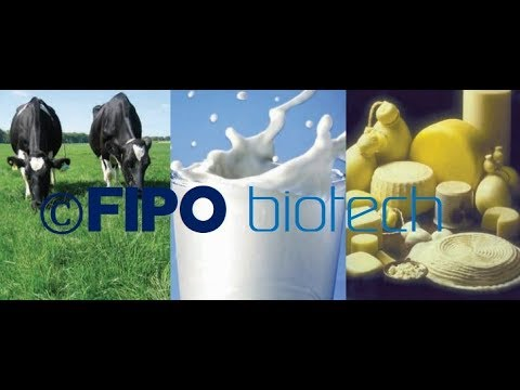 Equipo de estandarización para productos lácteos